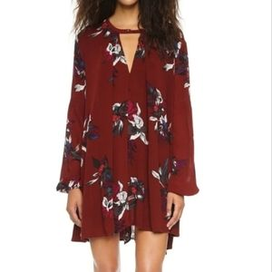 Free People Snap Out of It Tunic Sz: XS